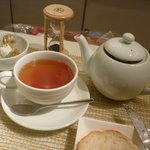 エディアールベーカリー - 紅茶