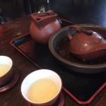中国茶館 - 武夷茶