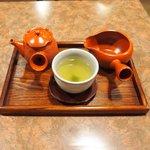 月光 - 『'16/05/29撮影』特上煎茶 550円 の静岡牧之原産新茶