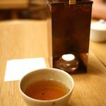HIGASHIYA GINZA - 番茶