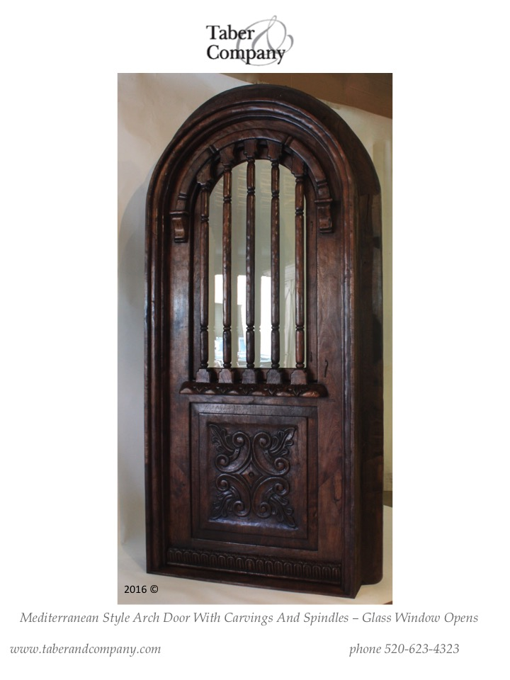 radius top entry doors round top entry doors wood arched entry front wood  sc 1 st  Taber \u0026 Company & Wood Entry Doors Arched and Round Top - Taber \u0026 CompanyTaber \u0026 Company