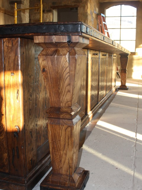 Handcrafted Custom Kitchen Islands kitchen islands wood countertops
