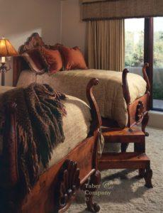 bedroom furniture beds headboards wood mediterranean italian spanish