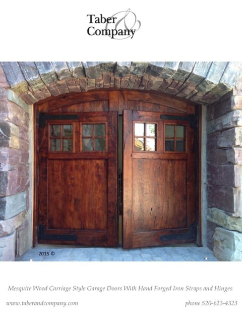 wood carriage style doors. custom carriage garage doors. montana doors
