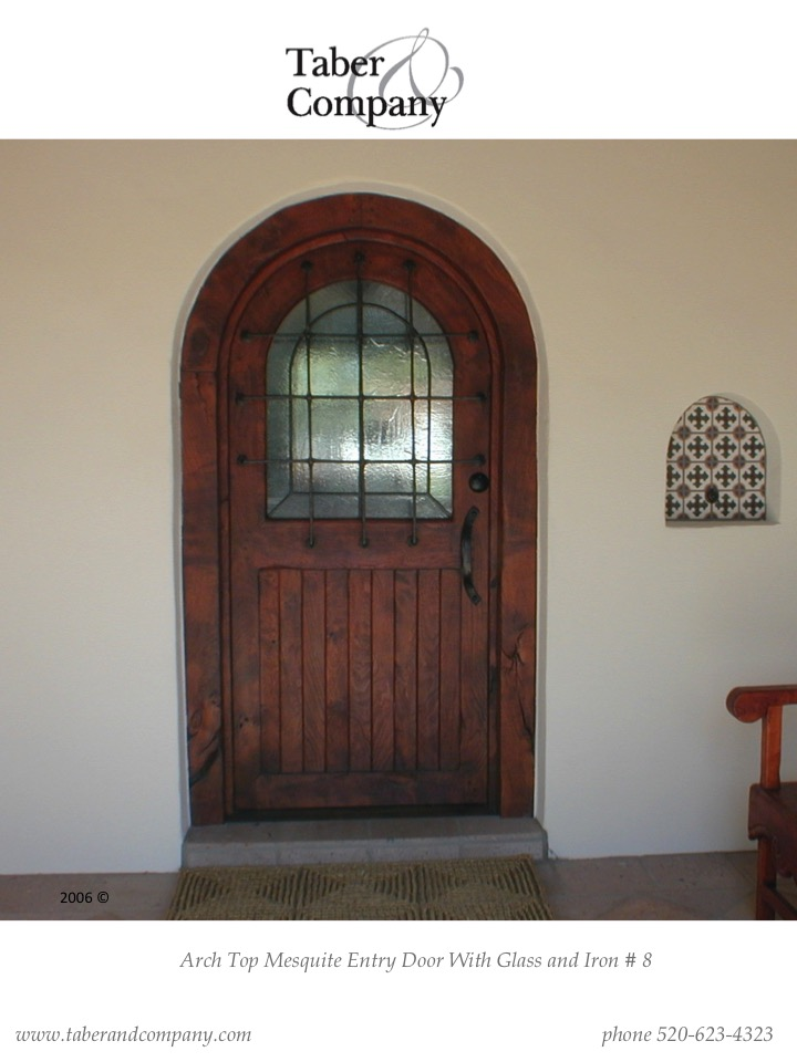 ... Radius Top Entry Doors, Round Top Entry Doors, Wood Arched Entry Front  Wood, ...