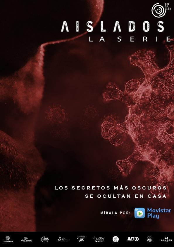 Poster AISLADOS Vertical