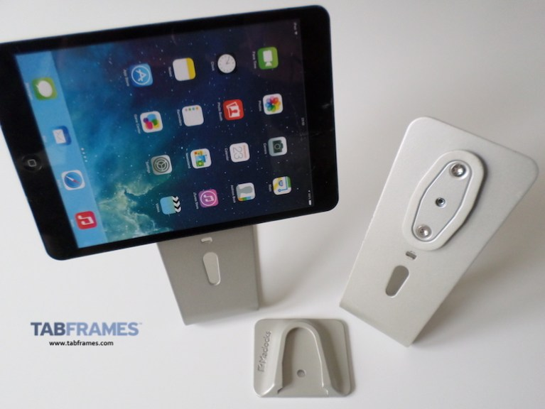 HoverTab universal security desk mount for most tablets