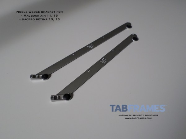 Noble Wedge Bracket MBPR13