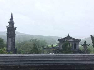 建物正面からの眺め