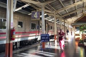 タイ寝台列車