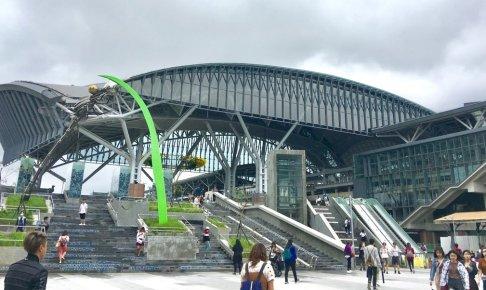 台中駅全景