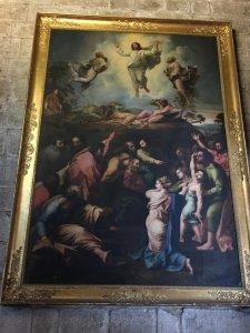 ギマランイス城の絵画