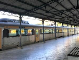 コインブラ駅1