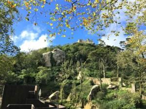 ムーア城跡