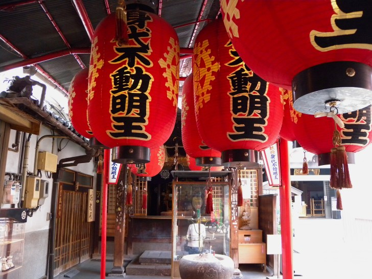 織田家の菩提寺・萬松寺は現在は大須に建っている