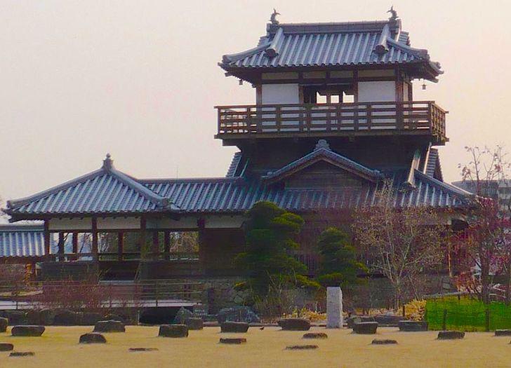 池田城跡公園