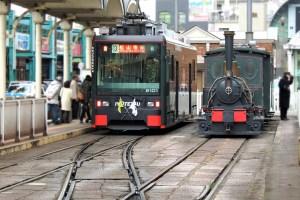 伊予鉄道松山市内線