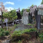岩崎山砦跡(岩崎熊野神社)