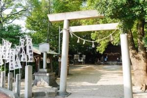 金メダル神社(八ツ屋神明社)