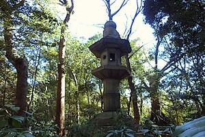 熱田神宮・佐久間灯籠