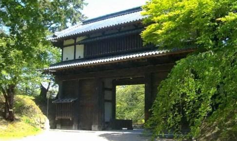 弘前城・二の丸東門
