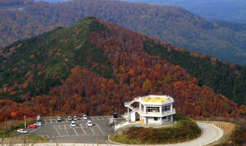 釜臥山展望台