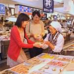 青森魚菜センター(青森のっけ丼)