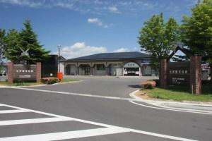道の駅しちのへ(七戸文化村)