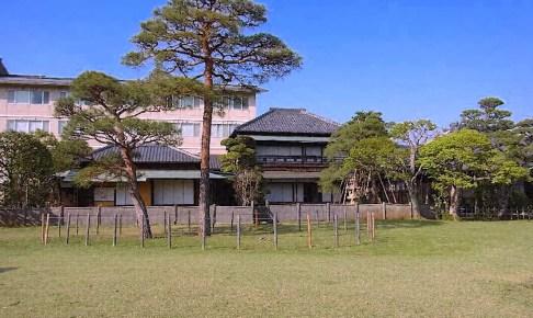 旧堀田邸・さくら庭園