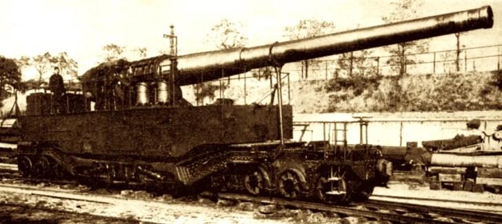九〇式二十四糎列車加農