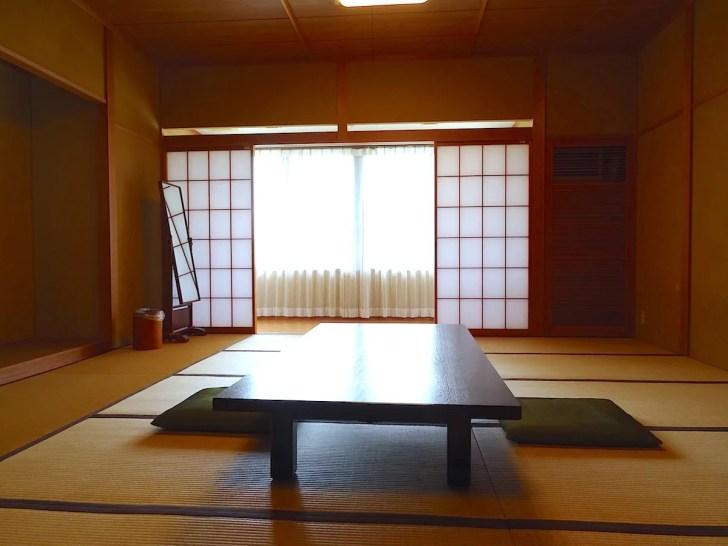 清澄寺 客室