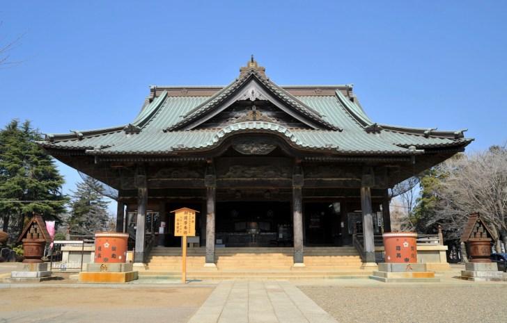 宗吾霊堂(東勝寺)