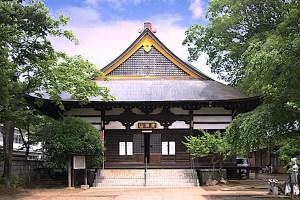 甚大寺(堀田家墓所)