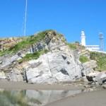 犬吠埼の白亜紀浅海堆積物