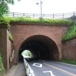 成宗電車第二トンネル