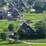 白川郷・荻町合掌造り集落(白川村荻町伝統的建造物群保存地区)