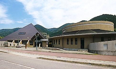 地震断層観察館・体験館