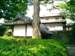 高崎城・東門