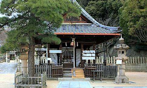 祇園神社(神戸・平野)