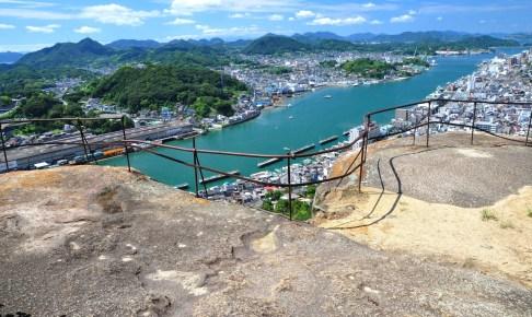 浄土山・不動岩展望台