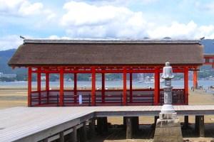 厳島神社・楽房