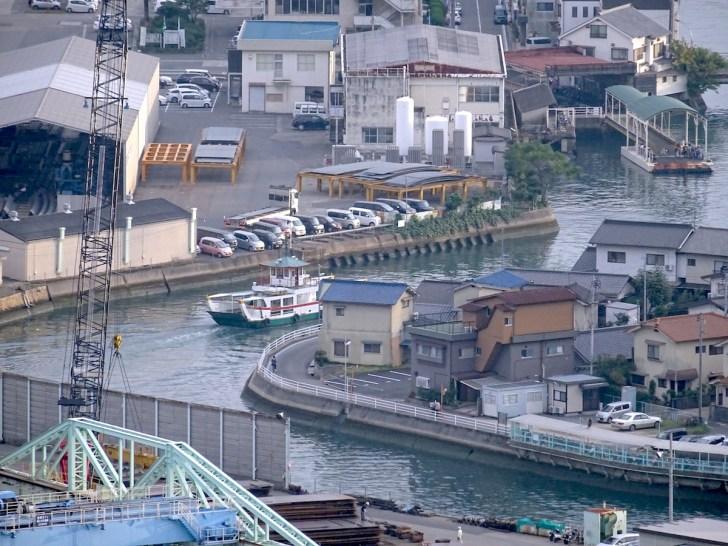 尾道駅前渡船(向島運航)