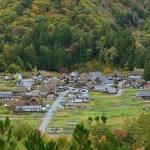 前沢曲家集落(南会津町前沢重要伝統的建造物群保存地区)