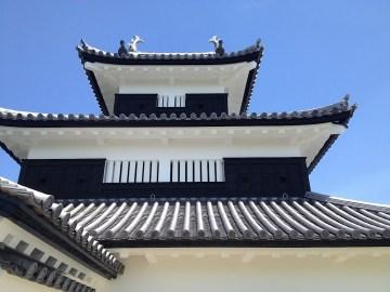 白河小峰城