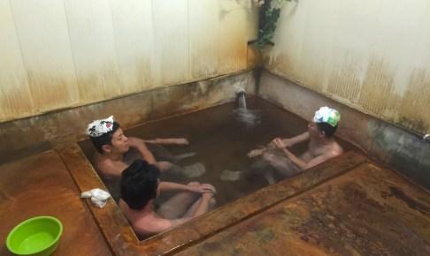 玉梨温泉共同浴場