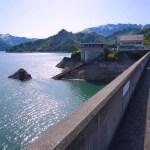 田子倉ダム(田子倉湖)