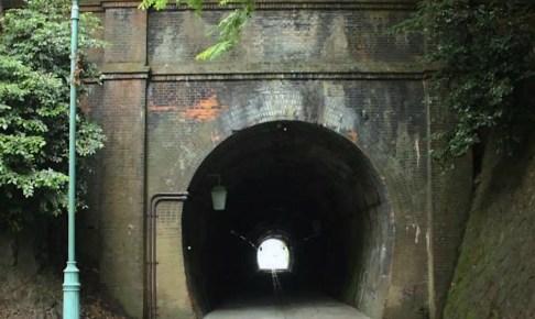 樫曲トンネル(旧北陸線トンネル群)