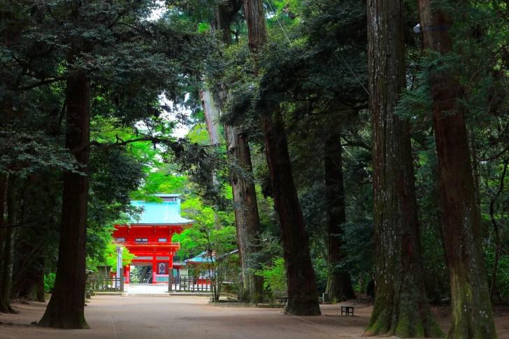鹿島神宮・楼門