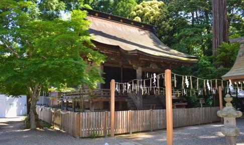 鹿島神宮・仮殿