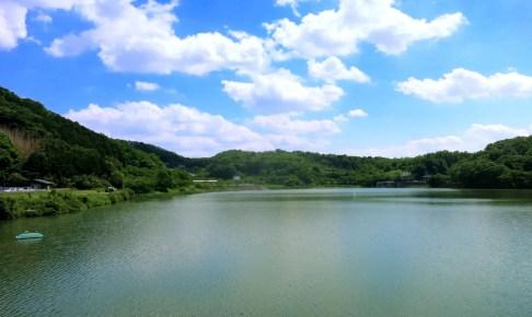 つくし湖(南椎尾調整池)